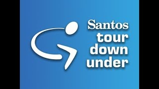 Catching up with kiwi Tom Scully at the Santos Tour Down Under