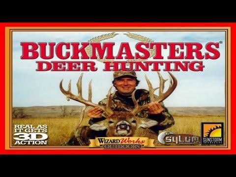 Buckmasters Deer Hunting (2000) PC