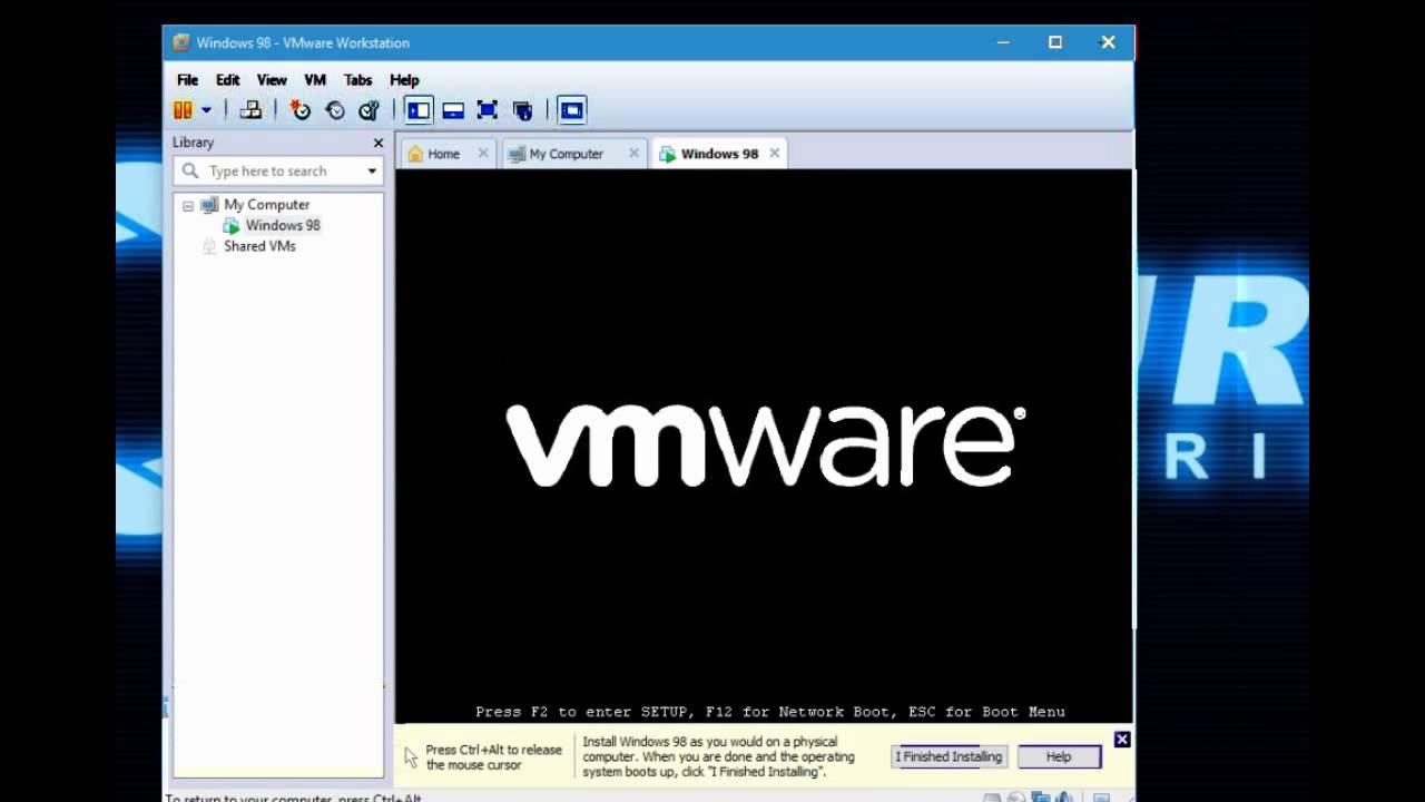 virtual pc windows 98 free download