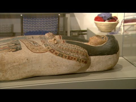The Iredell Mummy