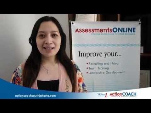 Testimonial ActionCOACH South Jakarta - Tracey Merrisa - PT Samsung Electronics Indonesia