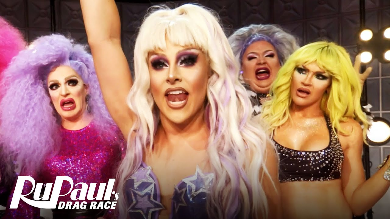 Show Up Queen 🌈🗣  RuPaul's Drag Race All Stars