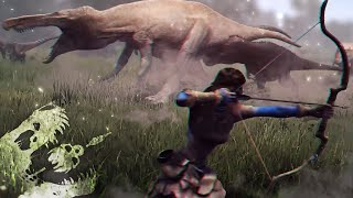 A Tribal Was Caught Bow Hunting Dinosaurs, Update Rumors & Server Invasions! - The Isle Gameplay