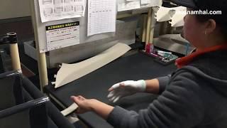 Công việc làm phụ tùng ô tô ở Nhật Bản