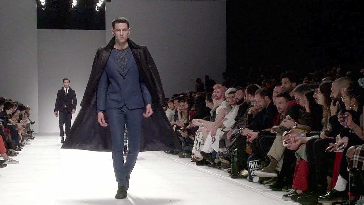 Nuno Gama Fall Winter 2018 2019 Full Fashion Show Exclusive