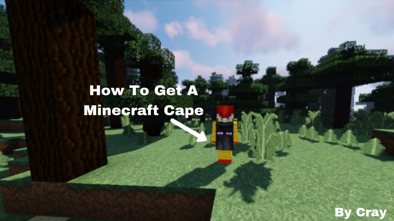How to get any Minecraft Cape! - Advanced Capes Mod - YouTube