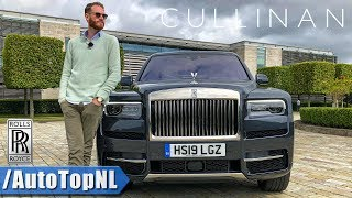ROLLS ROYCE Cullinan | REVIEW by AutoTopNL