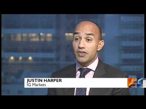 Justin Harper on BBC World News Asia Business Report