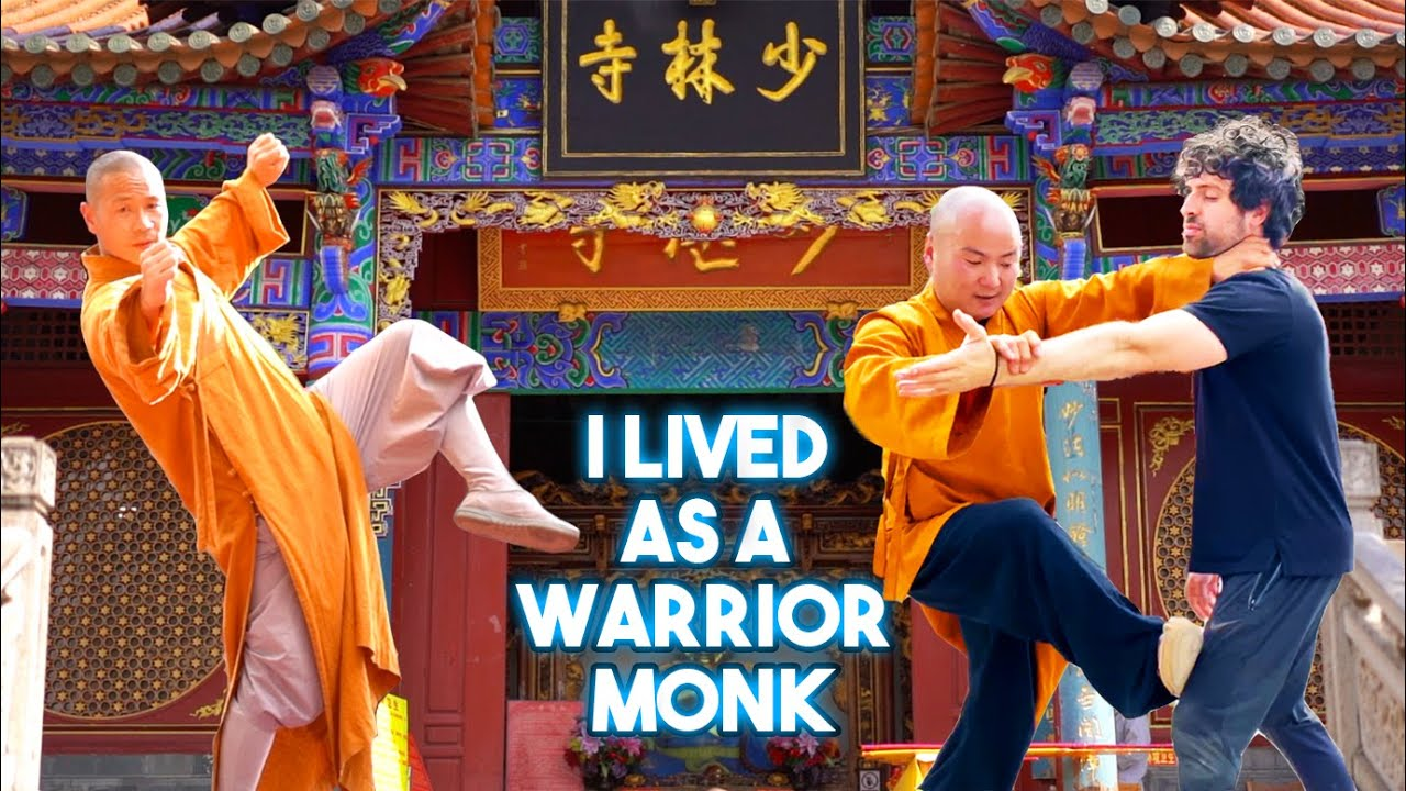 Download The 14 Extreme trainings of Shaolin Warrior Monks   My Life at the Temple