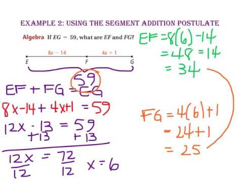 Sheridan Math - 5. Measuring Segments