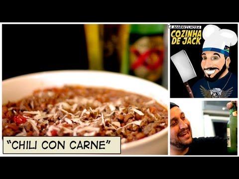 Chili con Carne | A Maravilhosa Cozinha de Jack S02E04