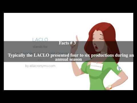 Los Angeles Civic Light Opera Top # 5 Facts