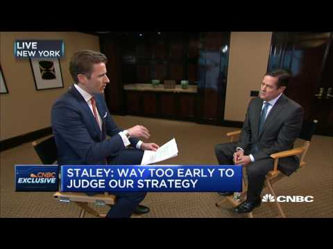 Wilfred Frost interviews Barclays CEO Jes Staley (Part 1)