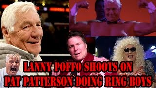 Lanny Poffo Shoots on Pat Patterson With Ring Boys & MORE!