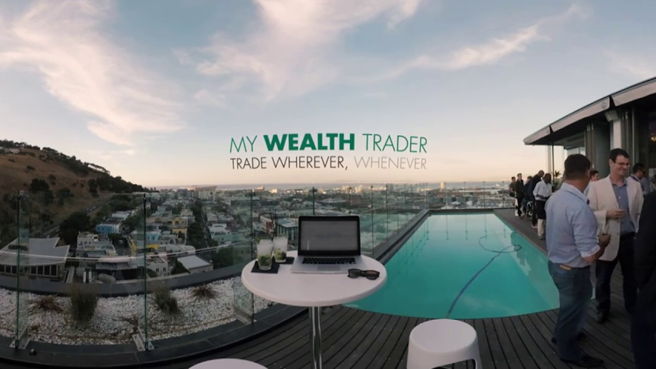 Old Mutual Wealth Trader App 360 video - YouTube