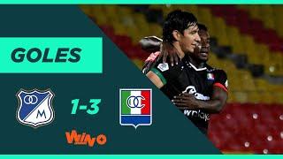 Millonarios vs. Once Caldas (1-3) Liga BetPlay Dimayor 2020 | Fecha 9