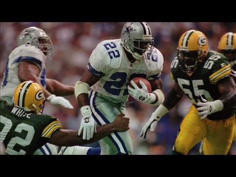 #28: Emmitt Smith | The Top 100: NFL