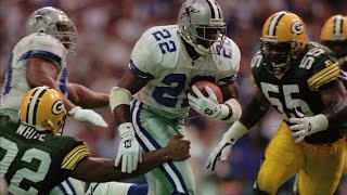 Repeat youtube video #28: Emmitt Smith | The Top 100: NFL's Greatest Players (2010) | NFL Films