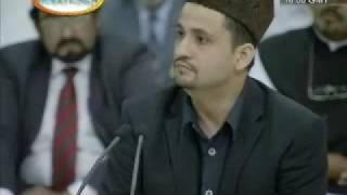 Khilafat Ahmadiyya SadSala Jublee Mushairah Germany Part 2\8