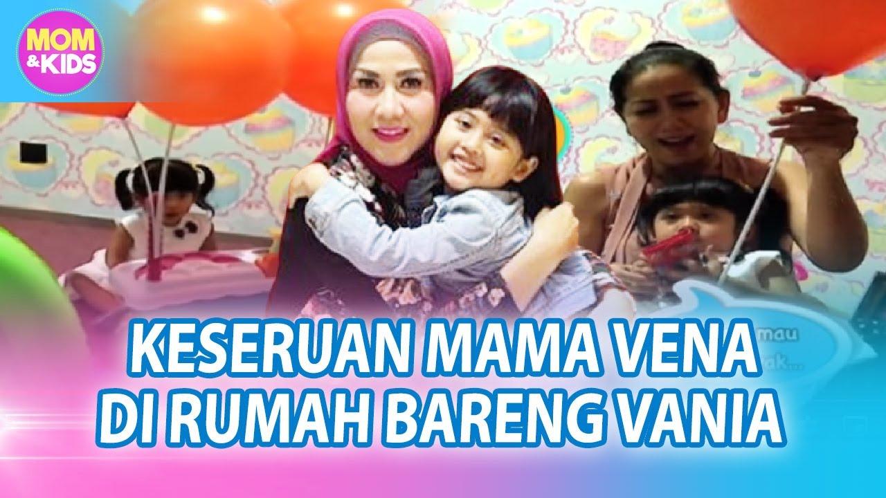 Jadi Model Iklan Vania Putri Venna Bikin Gemez - MOM & KIDS EPS 106 ( 2/3 )