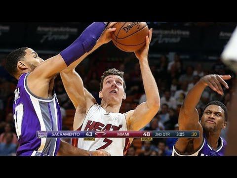 Sacramento Kings vs Miami Heat - Full Game Highlights | November 1, 2016 | 2016-17 NBA Season
