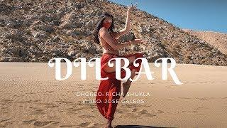 DILBAR | Richa Shukla | Bollywood Dance Cover