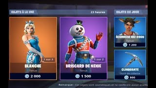 BOUTIQUE FORTNITE 26 DECEMBRE 2018 - ITEM SHOP DECEMBER 26 2018 !