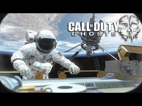 Call Of Duty Ghosts Wii U Gameplay