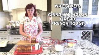 Urban Property Real Estate - Kim's Kitchen: Cinnamon Raisin Bread French Toast