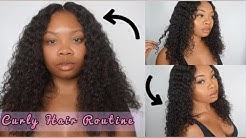 How to Maintain Curly Hair (Frizz Control) + PRODUCTS