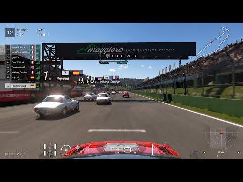 Gran Turismo™SPORT | Daily Race 1221 | Lago Maggiore | Toyota Sports 800 | Onboard