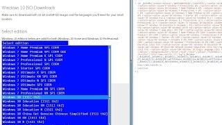 Как скачать официальные версии Windows(Дарю способ скачать официальные дистрибутивы Windows 7 - 8 - 10, включая Windows 10 1511, с сайта Microsoft. Волшебный файлик:..., 2016-01-20T09:31:57.000Z)