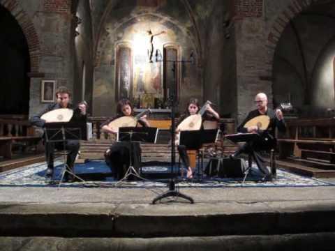 Pavana 'El bisson' - Quartetto di Liuti da Milano