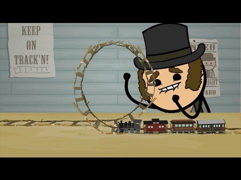 Railroad Man (1 Hour) - Cyanide & Happiness
