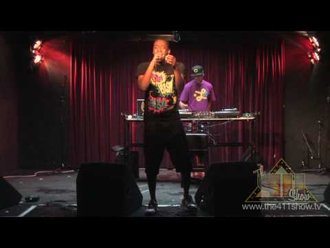 Bashy - Change (recorded live for the411show.tv)