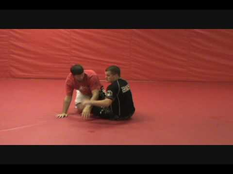 Butterfly Guard - Arm Drag to Back