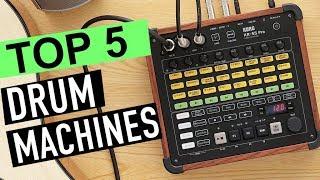 BEST 5: Drum Machines 2018