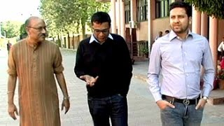 Walk The Talk with the founders of Flipkart