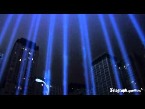 9/11 anniversary marked with Tribute in Lights