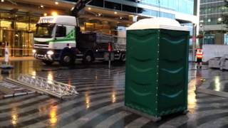 Portable Toilet Hire London
