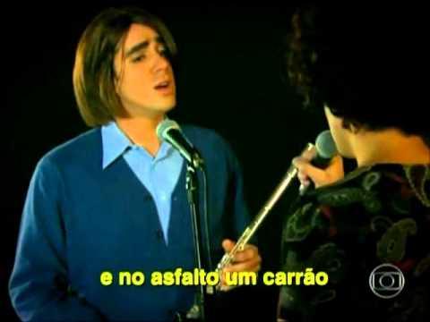 Marcelo Adnet canta Tom & Elis