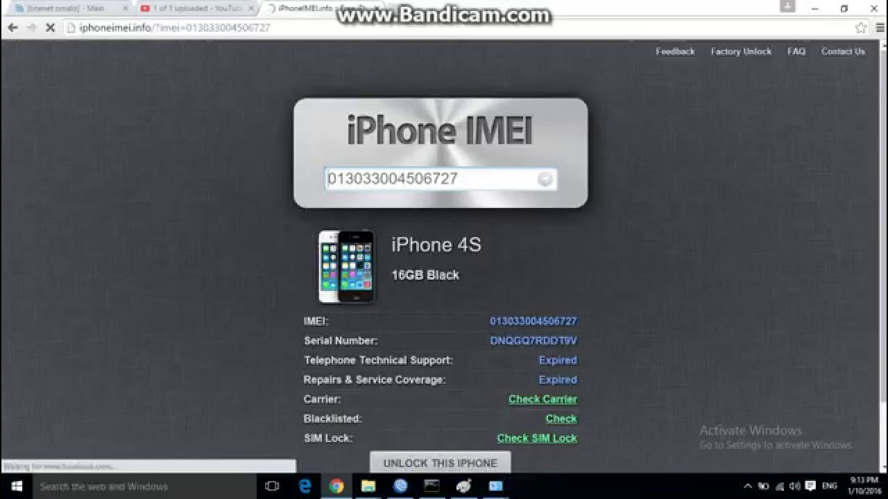 check iphone imei how to check iphone imei 10388