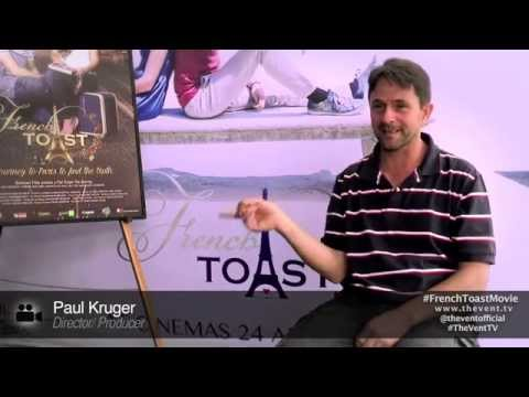 "French Toast Interview - Paul Kruger ""Shooting in Paris"""