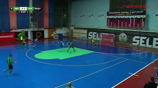 LIVE КПІ Чемпіонат Києва з Футзалу 16 02 2020