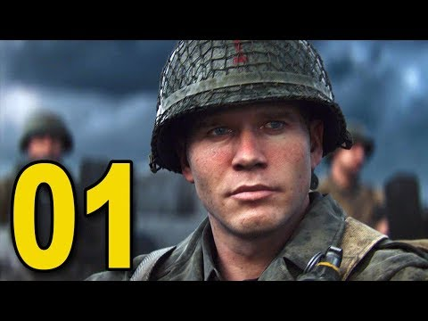 Call of Duty WWII - Part 1 - D-Day