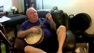 """Oriental Strut"" (as by Satchmo) Eddy Davis-Banjo"