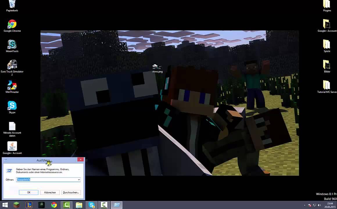 MC Cracked Skin Ändern Ohne Name Zu ändern YouTube - Minecraft cracked namen andern