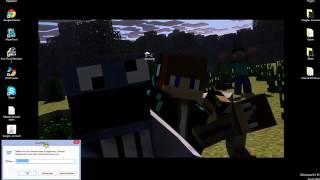Minecraft Kostenlos Skin ändern CRACKED Auch Auf Servern - Minecraft namen andern crack
