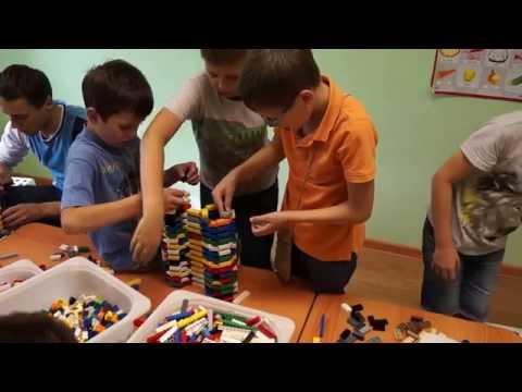 Лего-конструирование в Белгороде