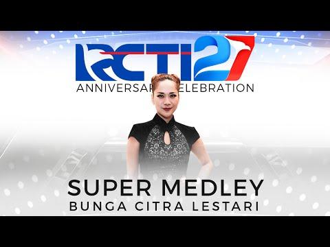 "Bunga Citra Lestari ""Medley Song"" menghibur semua penonton [HUT RCTI 27]"
